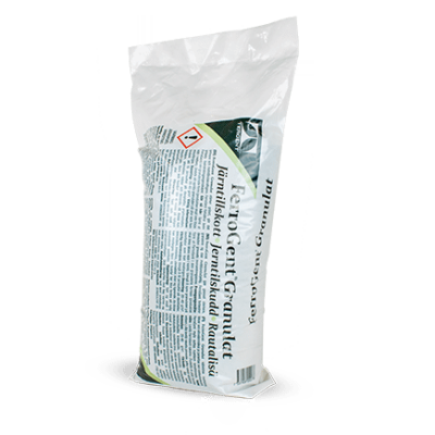 FerroGent Granulat gräsnäringstillskott – 1 x 15 kg säck