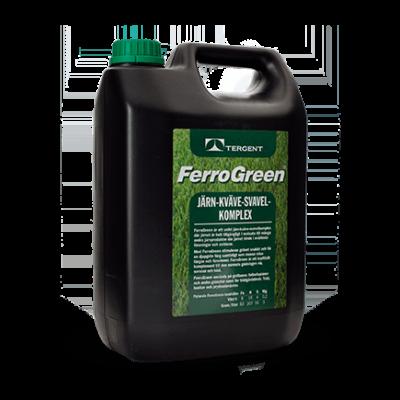 FerroGreen gräsnäringstillskott – 1 x 25 liter