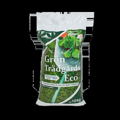 Grön Trädgård Eco näringstillskott – 1 x 10 kg säck