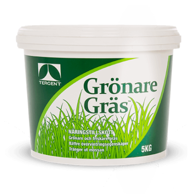 GrönareGräs PLUS näringstillskott – 1 x 5 kg