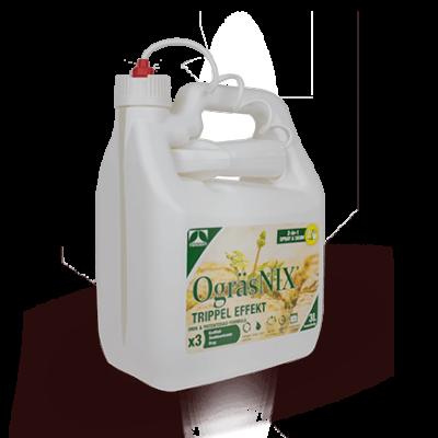OgräsNIX TE bekämpningsmedel spray – 4 x 3 liter