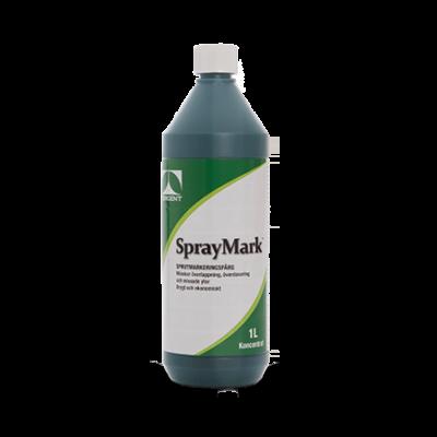 SprayMark sprutmarkeringsfärg – 6 x 1 liter
