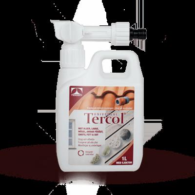 Tercol universalrengöring – 10 x 1 liter ejektor