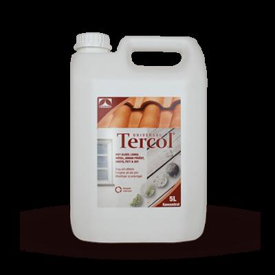 Tercol supereffektiv universalrengöring – 3 x 5 liter