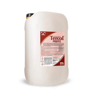 Tercol Proffs universalrengöring – 1 x 25 liter