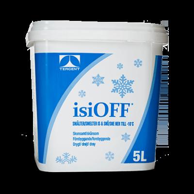 isiOFF smälter is och snö – 1 x 5 liter