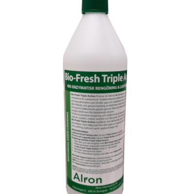 Bio-Fresh Triple Action, snabbverkande luktkontroll – 12 x 1 liter