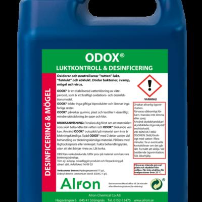 Odox miljöanpassat desinficering – 1 x 25 liter
