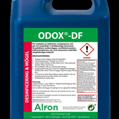 Odox DF desinficering och mögel – 3 x 5 liter