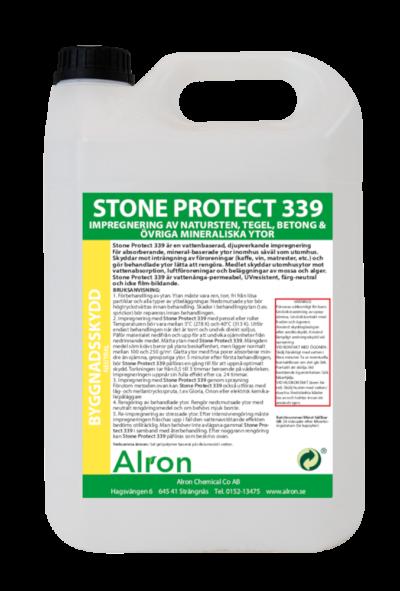 Stoneprotect 339 impregneringsmedel – 3 x 5 liter