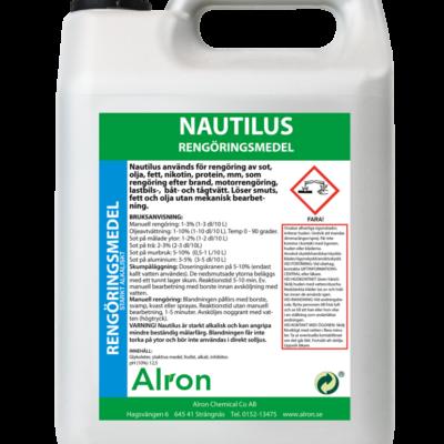 Nautilus sot/fett rengöringsmedel – 1 x 200 liter