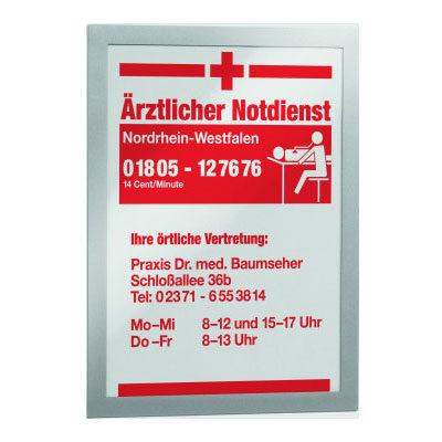 Infopocket klister – A4/A5 x 20 st