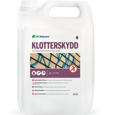BIOkleen Klotterskydd – 5/25L