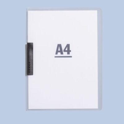 Polyclip folder – klämmapp A4