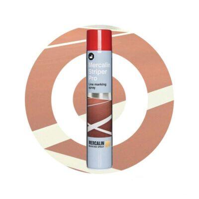 Mercalin Striper Pro – linjespray – 6 x 750 ml